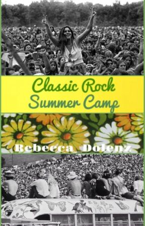 Classic Rock Summer Camp by rebeccaadelson