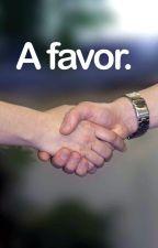 A favor. by mukkuttumannil