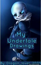 My Undertale drawings by Dragon_Lover_2005
