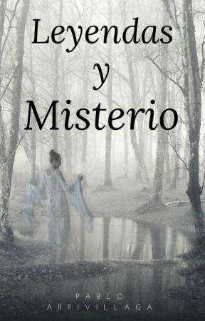 Relatos de Misterio by pagmcknight
