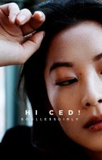 HI CED! [diggory] by -soullessgirly