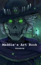 Maddie's Art Book by ieatbabywipes