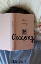 Academy  |Colby Brock| [ON HOLD] by blobfishgirl