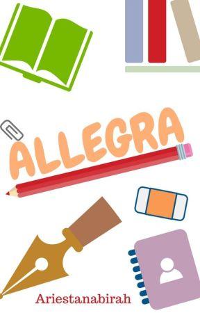 Allegra by Ariestanabirah
