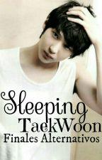 Sleeping TaekWoon (Finales Alternativos) by -strxngersoul