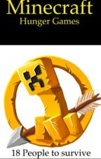 Minecraft-Hunger Games:  18 players by DiamondGamerXY