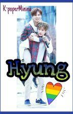 """""""Hyung""""   Jinjin x Rocky   ASTRO (Jinhyuk💕) by K-poperMinina"""