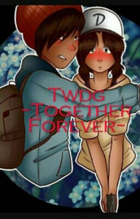 Together Forever(TWDG Clem X Gabe💕 sequel) by MidNightAssassin101