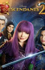 Descendants Preferences and One-Shots by dwtsdreamer16