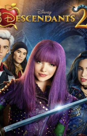 Descendants Preferences and One-Shots - They see you cry for the
