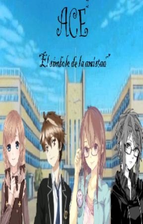 """ACE2 """"El Símbolo De La Amistad"""" by zazarbt"""