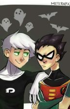 Help Me (Danny Phantom and Teen Titans) by NightshadeB13