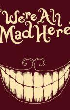 We're All Mad Here : Avenger/Chesire Cat Fanfic by Flying_White_Pegasus