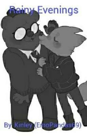 NitW- Rainy Evenings- Angus x Gregg by EmoPandas69