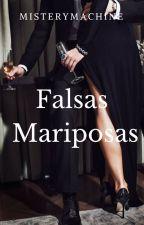 Falsas Mariposas by misterymachine