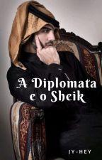 A Missionária e o Sheik ( Romance Cristão) by JulianaMF86