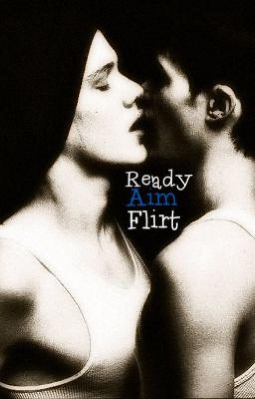 Ready, Aim, Flirt [BoyxBoy] by XxDinos_Go_RawrxX