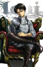 Levi X Reader (Morden AU!) by estriachiam