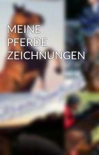MEINE PFERDE ZEICHNUNGEN by DinaSunfield