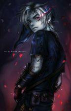 Dark link × reader un'ombra con te by Toy-Luna