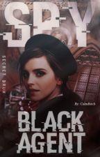 Spy Black Agen by CalmBitch