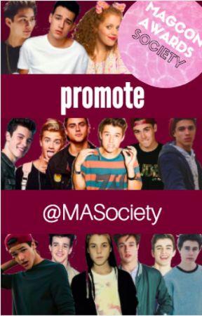 promote by MASociety