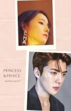 PRINCESS & PRINCE || YOONHUN by baekbaekiee
