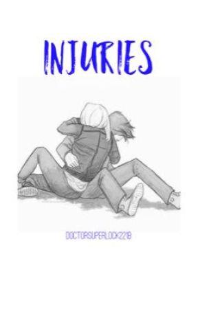 Injuries (TenRose) by doctorsuperlock221b