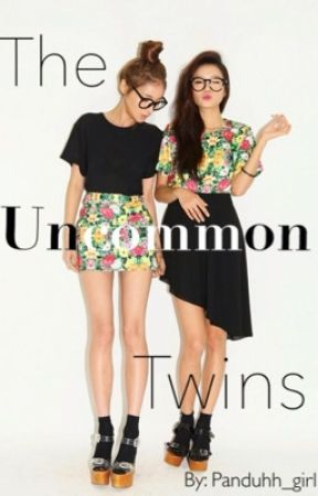 The Uncommon Twins  by panduh_gurl