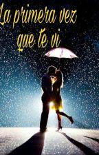 La Primera Vez Que Te Vi (PV#1) by Curlybu24