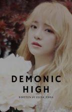 Demonic High: School of Assassin by ellyk_enna