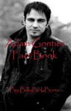 Adam Gontier Factbook by BillyBobBuns