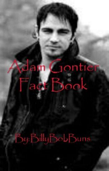 Adam Gontier Factbook
