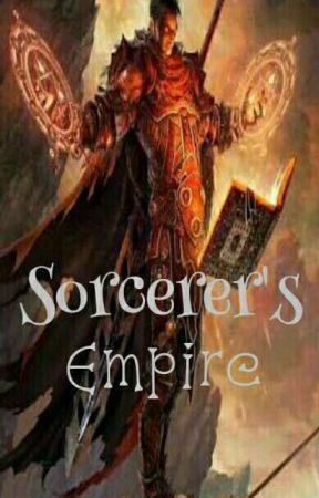 Sorcerer's Empire by pekkachan