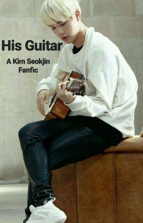 His Guitar ~ A Kim Seokjin Fanfic  by weirdoara