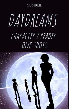 Daydreams: Reader x Anime Characters One-shots Collection - Midoriya