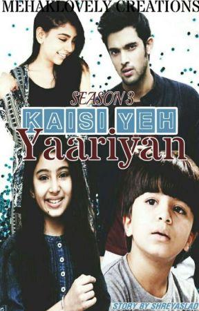 kaisi yeh yaariyan season 3 by ShreyasLad