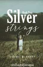 Silver Strings II ~ Ebony and Ivory by chiharabanana