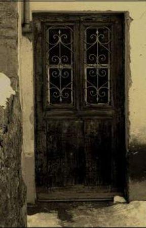 the secret behind the door by Hadeer365