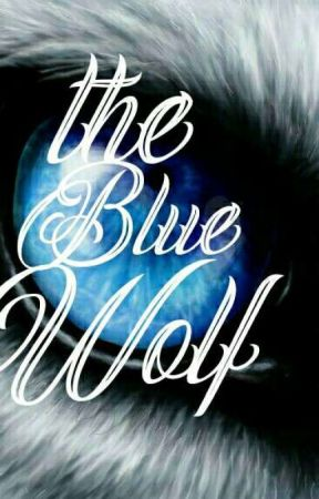 The Blue Wolf by I_Am_A_Gay_Potato