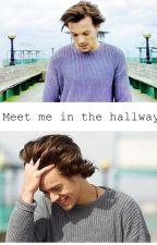 Meet me in the hallway by realhappenen