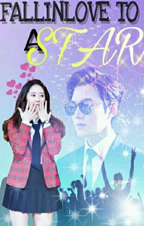 FALLINLOVE TO A STAR  by iloveyoujewell