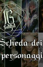 IGsaga - Scheda dei personaggi. by F_Vanessa_Arcadipane