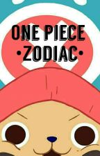 One piece Zodiac♣ by JessicaYareli3