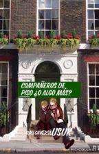 -Compás de piso-Usuk-Omegaverse ( actualizaciones lentas) by LizzieJonesCapello