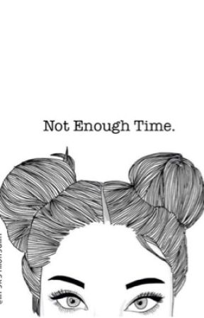 Not Enough Time~ (Ksi // reader) by bitch3nergy