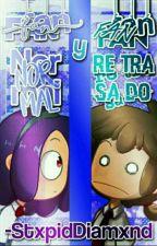 Fan Normal Y Fan Retrasado ;; FNAFHS by newtbebo-