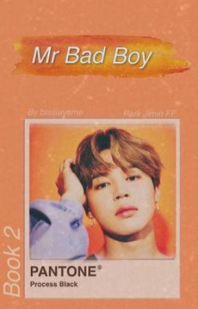 Mr Bad Boy// Book 2// Jimin FF by btsslaysme