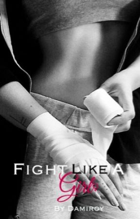 Fight Like a Girl by Damiroy
