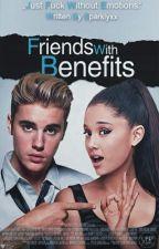 Friends With Benefits by Sparklyxxx